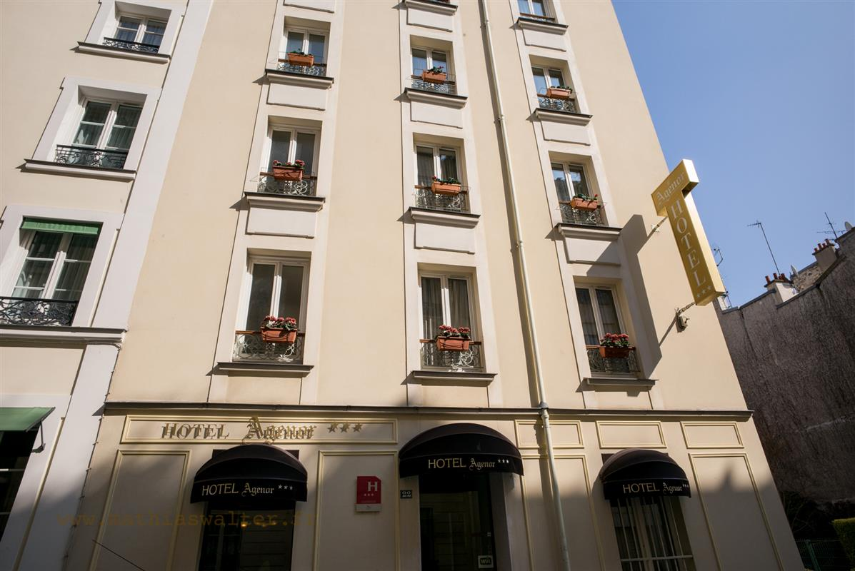 L 39 h tel agenor paris montparnasse h tel 3 toiles for Hotels quartier montparnasse