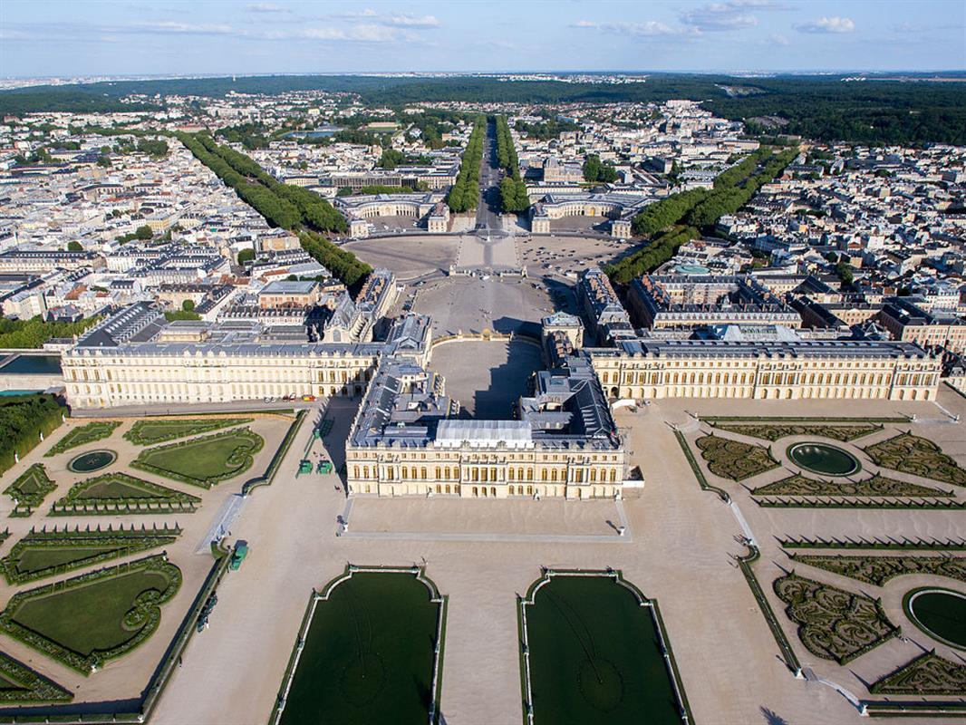Le ch teau de versailles tourisme paris vacances paris for Office de tourisme versaille