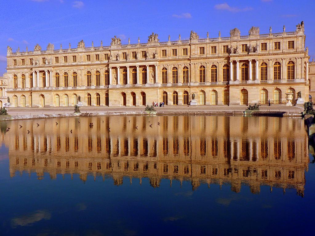 Le Ch U00e2teau De Versailles - Tourisme Paris