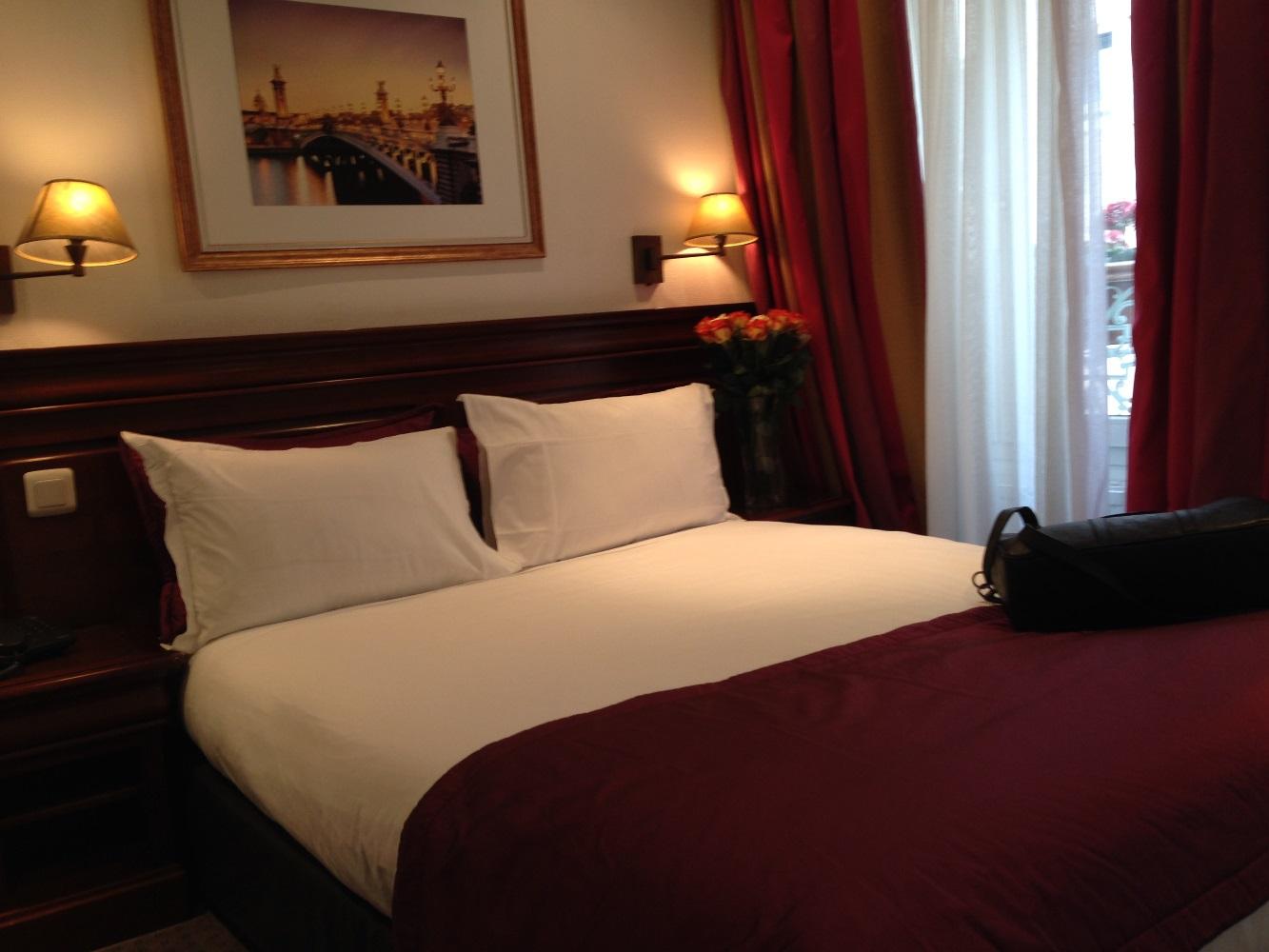 Chambre Double Douche Chambre D H 244 Tel Paris Montparnasse